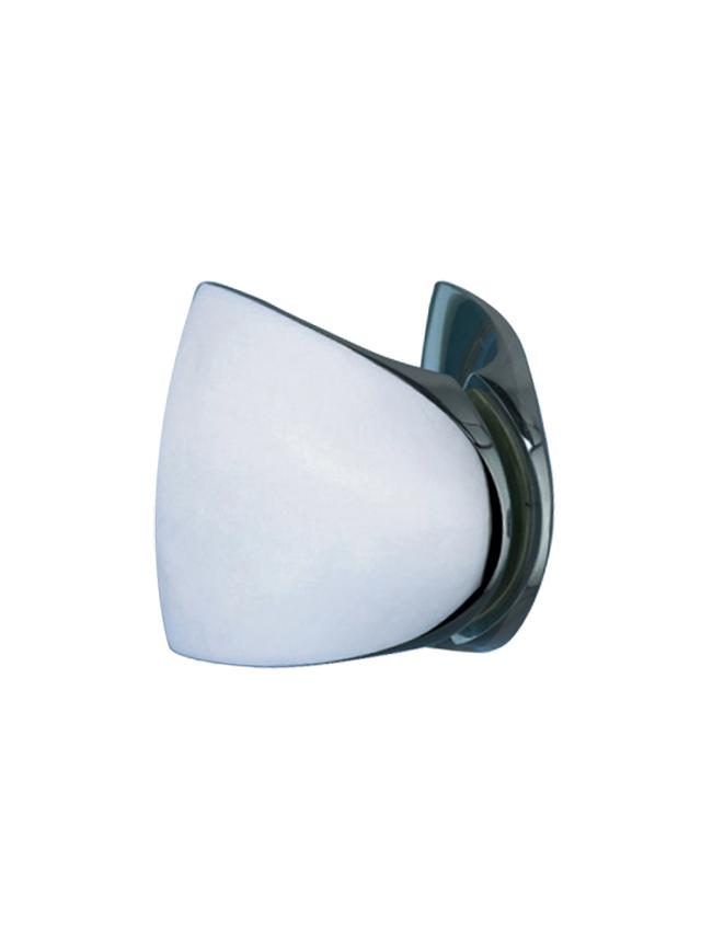 Oboustranné madélko skleněných dveří