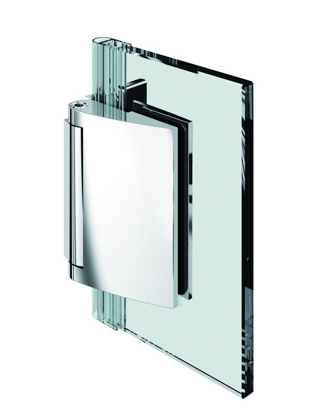 PAPILLON pant, stěna-sklo 90°
