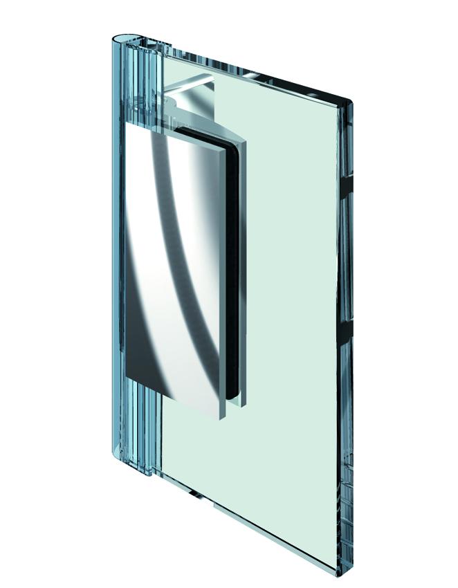 FARFALLA pant, stěna-sklo 90 °
