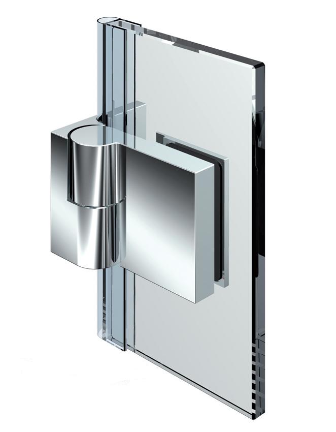 NIVELLO zdvíhací pánt, stena-sklo 90°