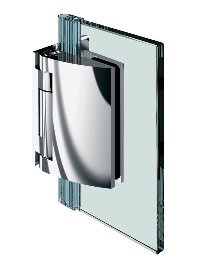 PILLANGO pant, stěna-sklo 90°
