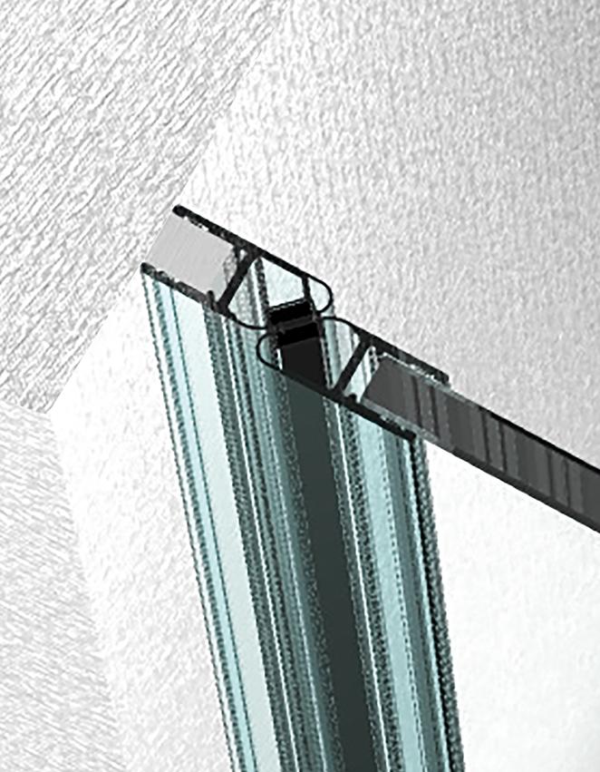 Profily na stěnu pro 8850/8852/8856/8857/8869