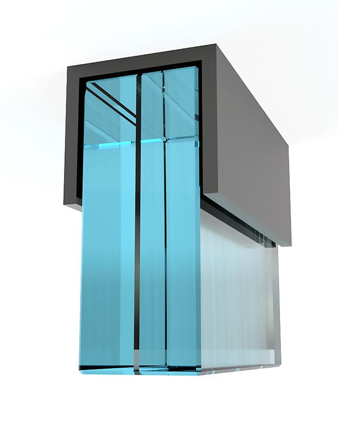Ochrana hrany skla