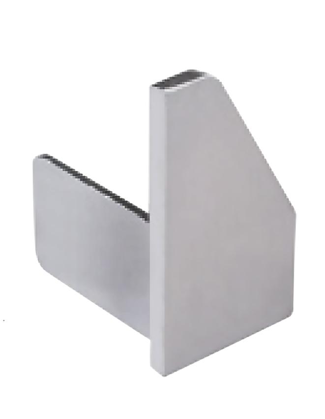 Koncová krytka profilu 20 mm